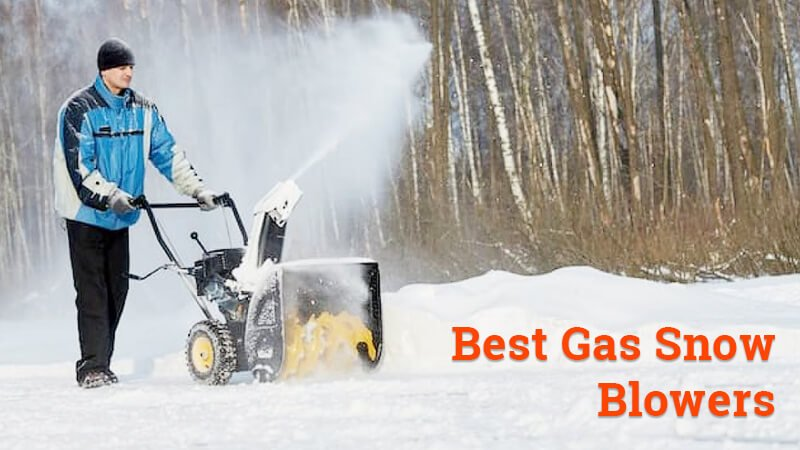 Gas Powered Snow Blower vs Electric Snow Blower