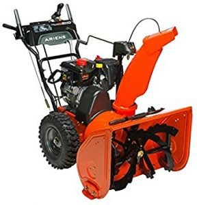 Ariens ST28DLE Deluxe SHO 28