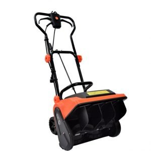 EJWOX Electric 2 Stage Snow Blower