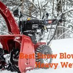 Best Snow Blower for Heavy Wet Snow