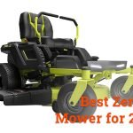 best zero turn mower for 2 acres