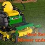 best zero turn mower under 4000