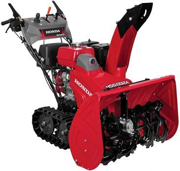 Honda HSS1332ATD Two-Stage Snow Blower