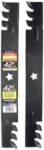 Maxpower 561713XB Commercial Mulching 2 Blade Set For 42 Inches