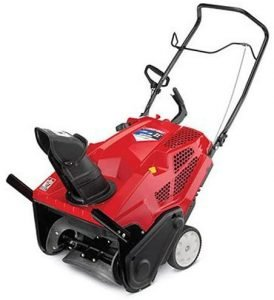 Troy-Bilt Squall 208cc Electric start for 21 inch