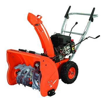 Yard Machines 208cc Two-Stage Snow Blower
