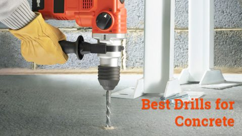 best drills for concrete