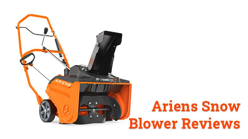 Ariens Snow Blower Reviews