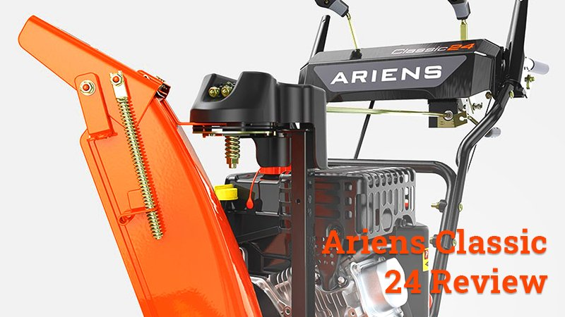 Ariens classic 24 review
