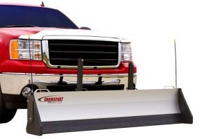 SnowSport HD Utility Snow Plow Package