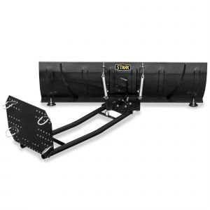 "Stark 56"" Universal All-Terrain Vehicle Snow Plow Blade"