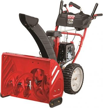 Troy-Bilt Storm 2625 243cc Electric Start 26-Inch Two Stage Gas Snow Thrower